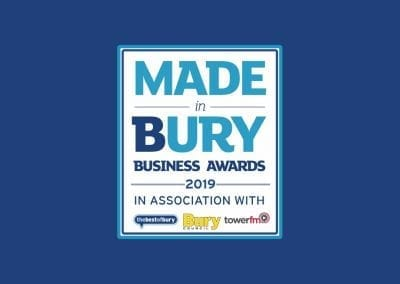 The Made in Bury Business Awards 2019
